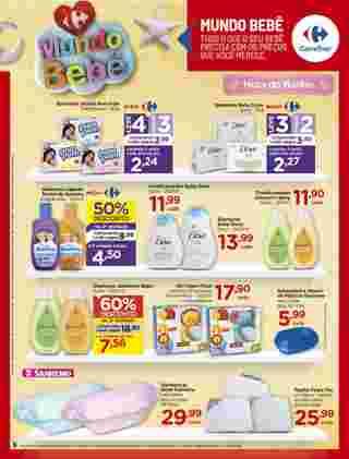 Carrefour - encarte válido desde 13.05.2020 até 27.05.2020 - página 5. Neste folheto você poder encontrar galinha, estandes, fraldas, estandes, galinha, fraldas
