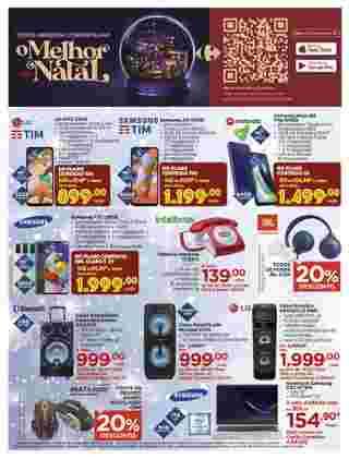 Carrefour - encarte válido de 01.12.2020 até 22.12.2020 - página 20.
