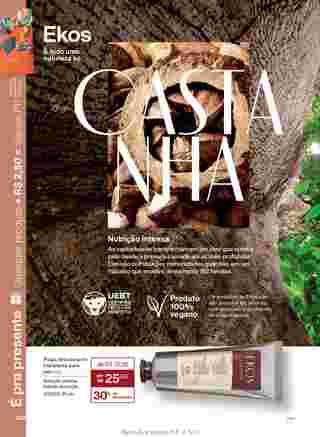 Natura - encarte válido desde 09.04.2020 até 31.05.2020 - página 122.