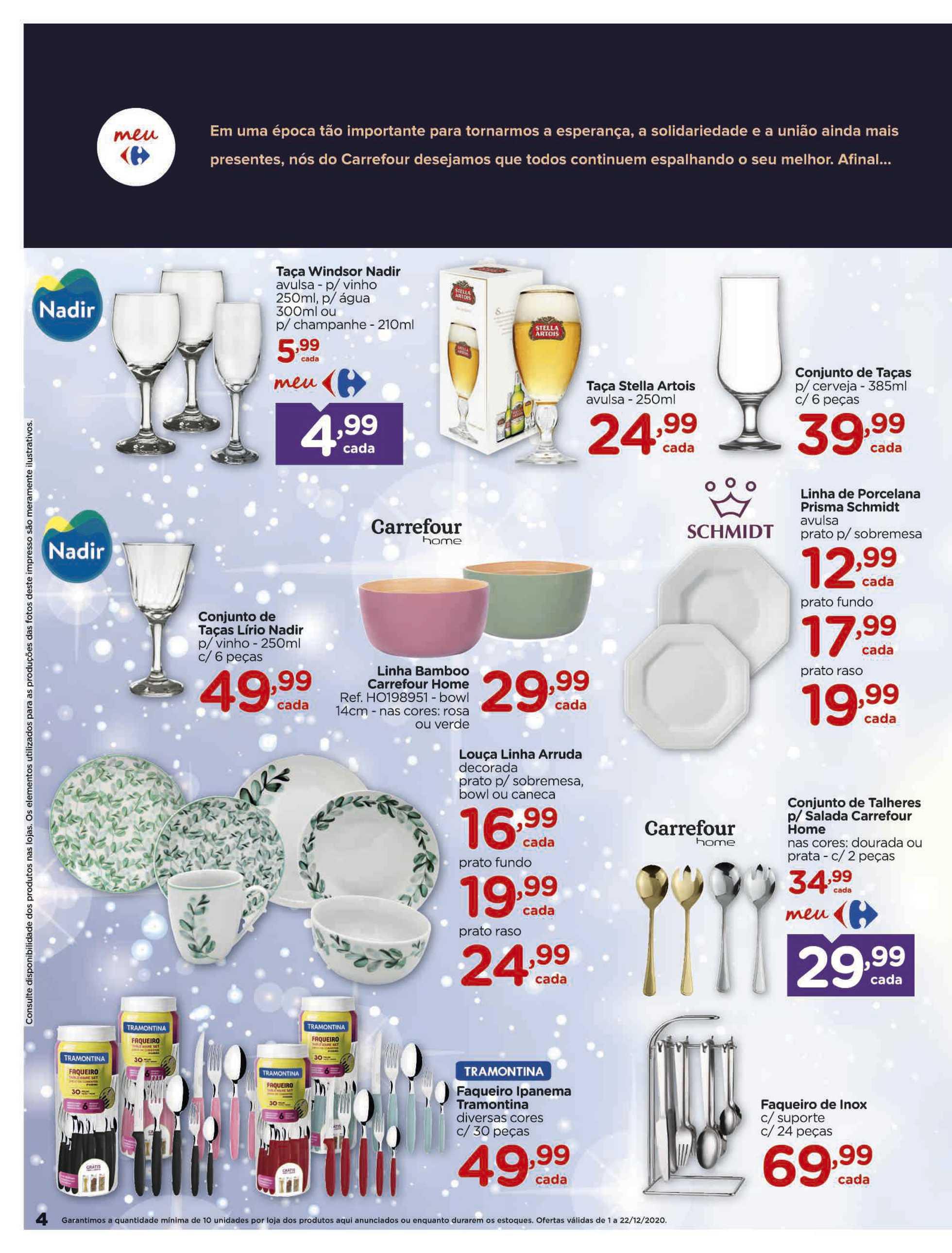 Carrefour - encarte válido de 01.12.2020 até 22.12.2020 - página 4.
