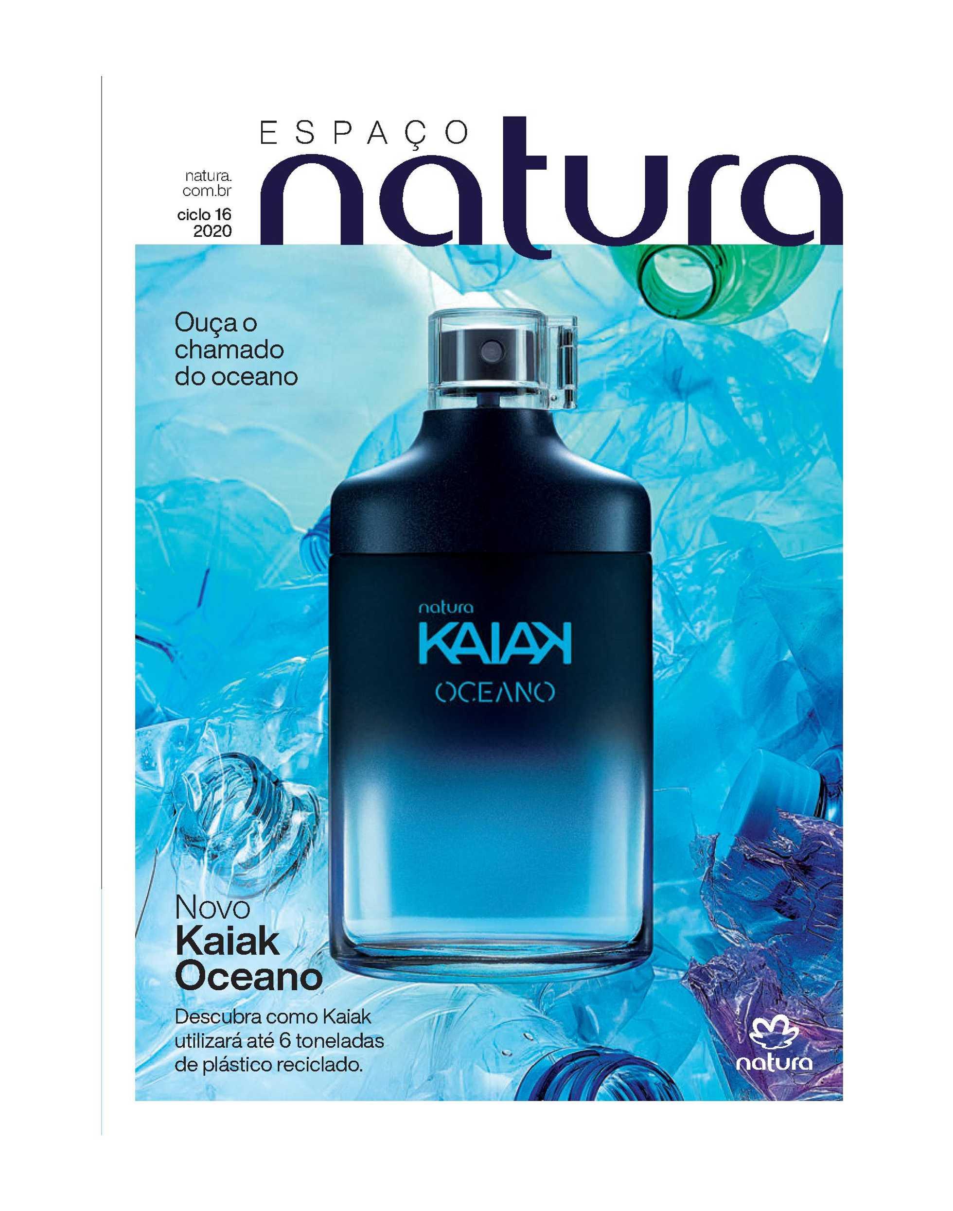 Natura - encarte válido de 10.09.2020 até 07.10.2020 - página 1.