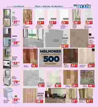 Lojas Becker - encarte válido de 01.02.2021 até 28.02.2021 - página 10.