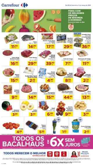 Promoção de Carrefour válida de 24-02-2021 a 01-03-2021