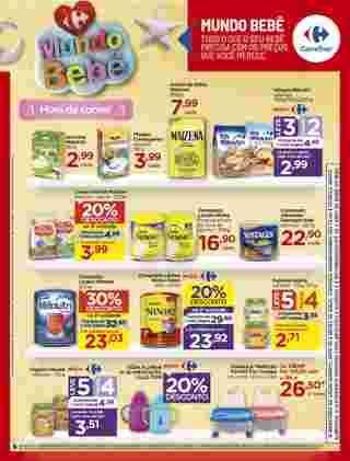 Carrefour - encarte válido desde 13.05.2020 até 27.05.2020 - página 6. Neste folheto você poder encontrar galinha, fraldas, estandes, galinha, estandes, fraldas
