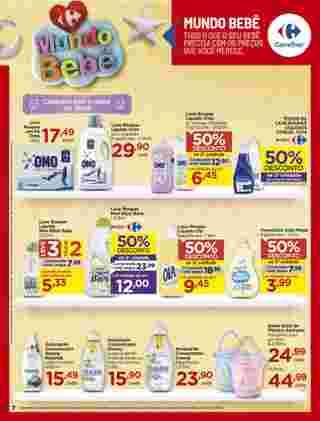 Carrefour - encarte válido desde 13.05.2020 até 27.05.2020 - página 7. Neste folheto você poder encontrar fraldas, galinha, estandes, estandes, fraldas, galinha