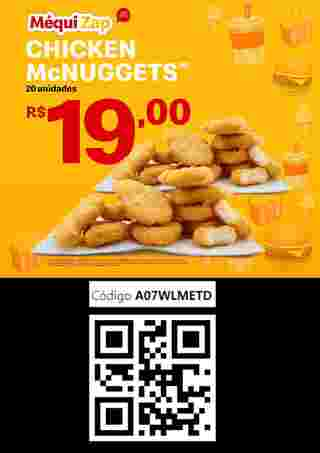 McDonald's - encarte válido de 24.11.2020 até 01.02.2021 - página 10.