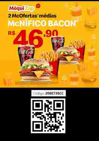 McDonald's - encarte válido de 24.11.2020 até 01.02.2021 - página 11.