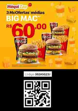 McDonald's - encarte válido de 24.11.2020 até 01.02.2021 - página 12.