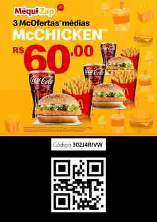 McDonald's - encarte válido de 24.11.2020 até 01.02.2021 - página 13.