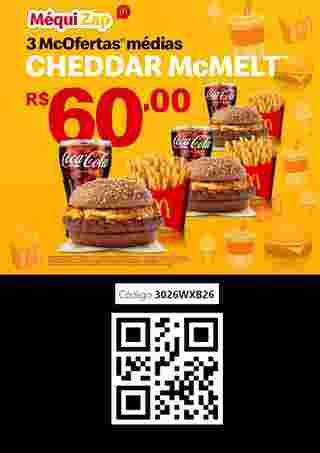 McDonald's - encarte válido de 24.11.2020 até 01.02.2021 - página 14.