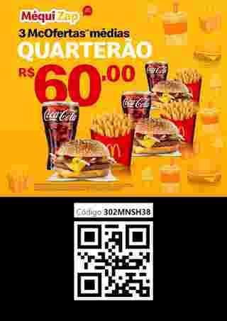 McDonald's - encarte válido de 24.11.2020 até 01.02.2021 - página 15.