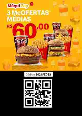 McDonald's - encarte válido de 24.11.2020 até 01.02.2021 - página 16.