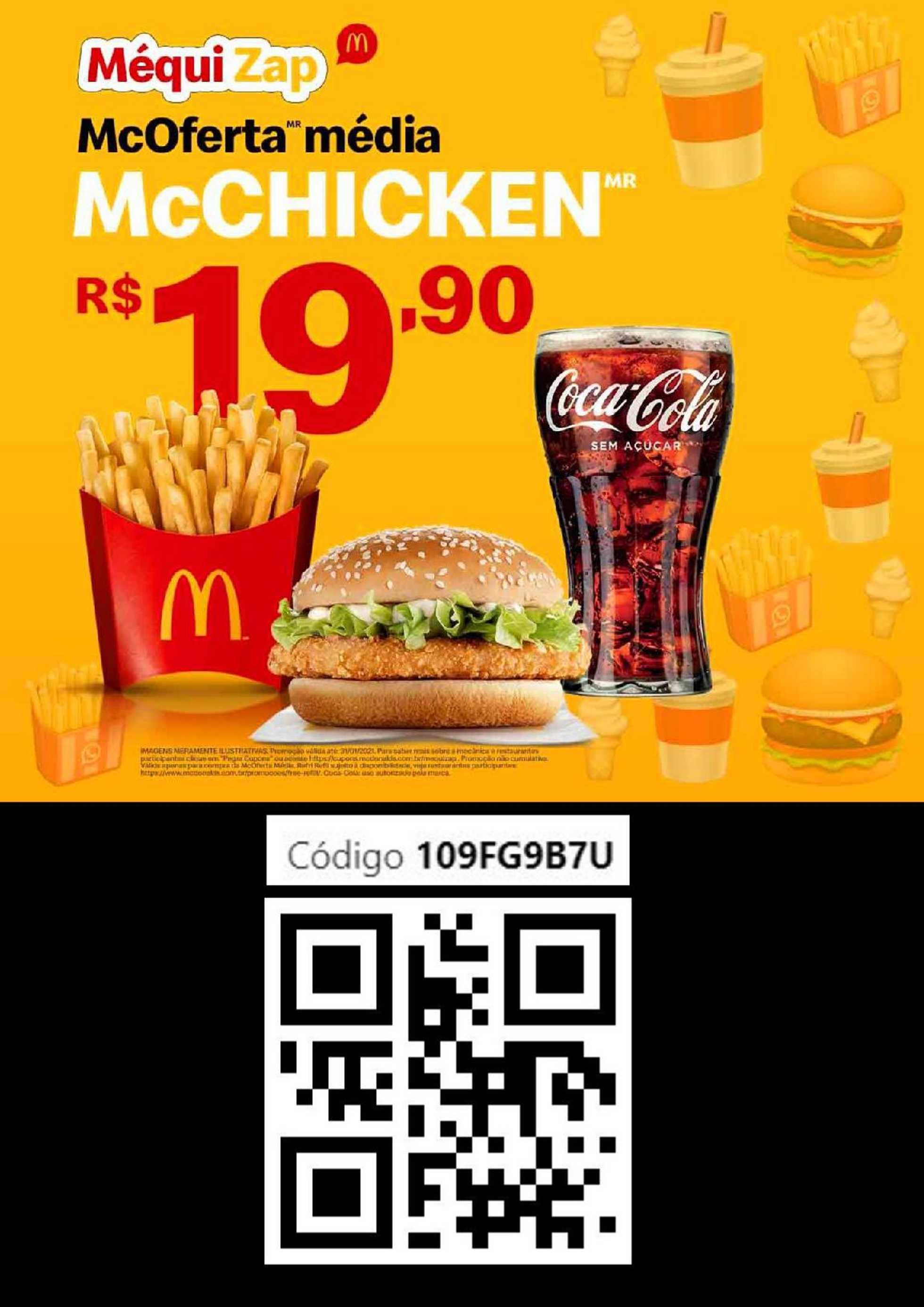McDonald's - encarte válido de 24.11.2020 até 01.02.2021 - página 2.