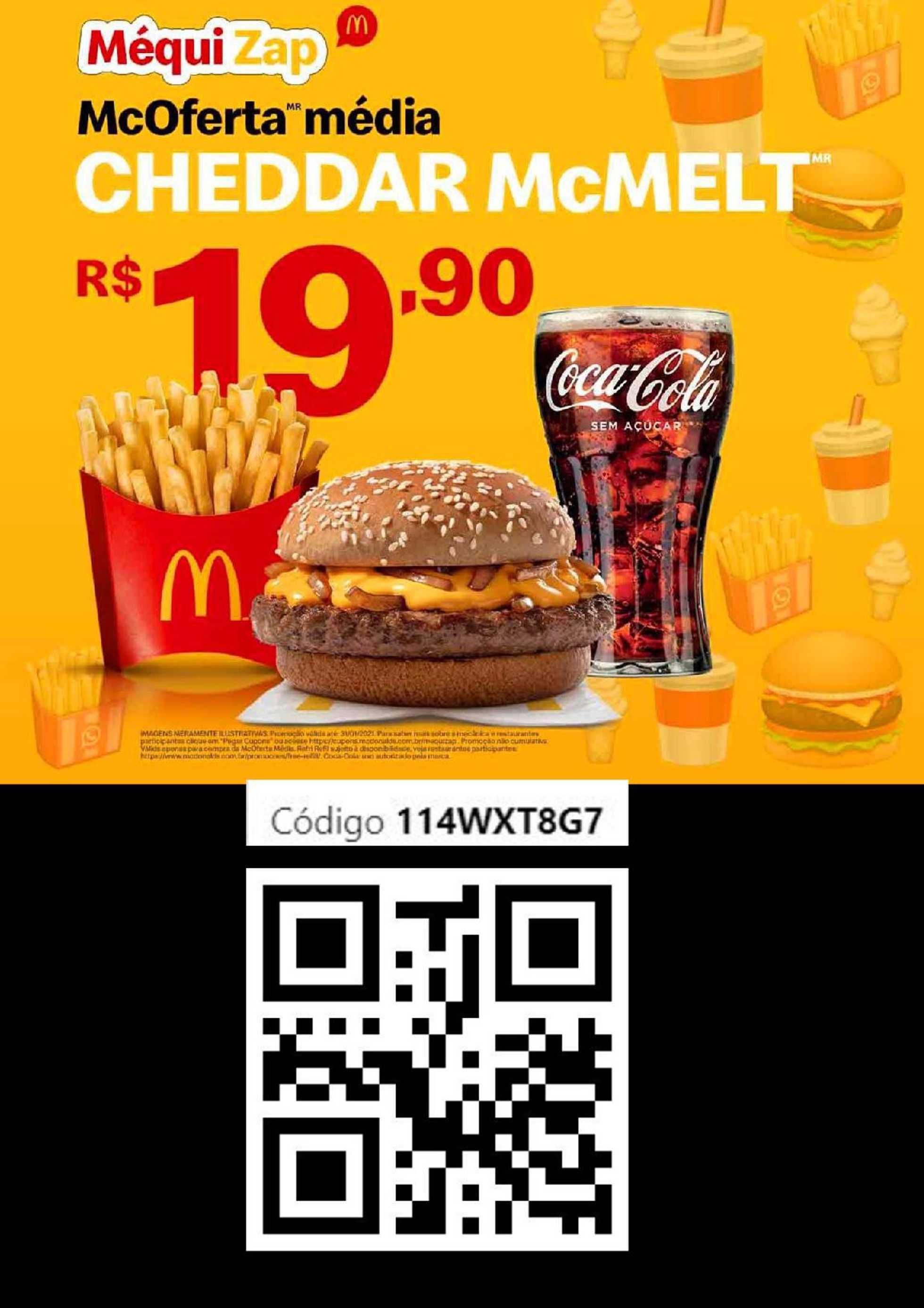 McDonald's - encarte válido de 24.11.2020 até 01.02.2021 - página 3.