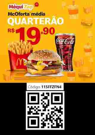 McDonald's - encarte válido de 24.11.2020 até 01.02.2021 - página 5.