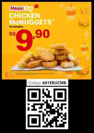 McDonald's - encarte válido de 24.11.2020 até 01.02.2021 - página 6.