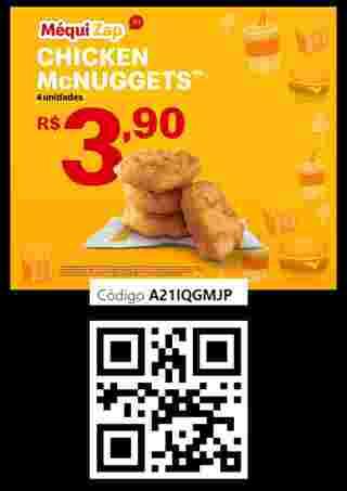 McDonald's - encarte válido de 24.11.2020 até 01.02.2021 - página 7.