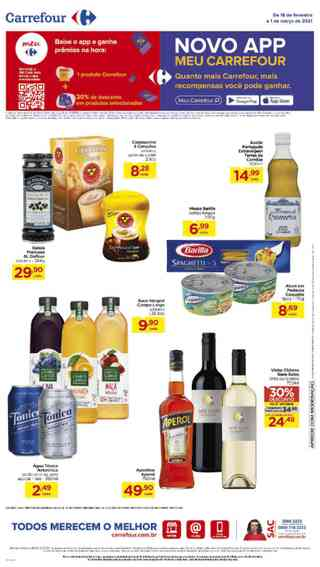 Promoção de Carrefour válida de 16-02-2021 a 01-03-2021